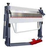 02861507 Zaginarka ręczna do blachy (szerokość robocza: 1020mm, maks. grubość blachy: 2,5mm)