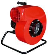 08549417 Wentylator promieniowy przenośny WPA-3-P-3-N 400V (obroty synchroniczne: 3000 1/min, moc: 0,37 kW, wydajność wentylatora: 1160 m3/h)
