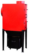 08549626 Separator do wstępnego oczyszczania powietrza z grubych pyłów SEP-4-M-1 (pojemność pojemnika na odpady: 72 dm3, wydatek zalecany: 5000 m3/h)