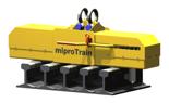 33938777 Uchwyt do przenoszenia szyn  miproTrain HPM 4 (udźwig:  4000 kg, ilość szyn: 3/4)