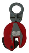 33948584 Uchwyt przegubowy do podnoszenia blach w pozycji pionowej KRA 8 0-80 (udźwig: 8 T, zakres chwytania: 0-80 mm)