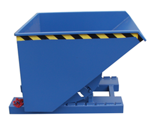 33948621 Pojemnik uchylny do wózka widłowego miproFork TWU 1500 (pojemność: 1,5 m3, udźwig: 1500 kg)