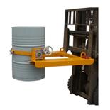 33948673 Uchwyt do beczek do wózka widłowego miproFork TWB-O 120 (udźwig: 200 kg, pojemność beczki: 120 L)