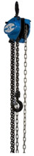 44929916 Ręczna wciągarka łańcuchowa Tractel® Tralift™ - ilość łańcuchów: 1 (wysokość podnoszenia: 6m, udźwig: 2000 kg)
