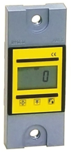 44930009 Precyzyjny dynamometr z wyświetlaczem do pomiaru sił rozciągających oraz ciężaru zawieszonych ładunków Tractel® Dynafor™ LLZ (udźwig: 2 T)