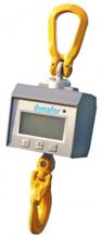 44930018 Waga hakowa /dynamomentr ze stałą szaklą i hakiem z zabezpieczeniem Tractel® Dynafor™ MWX (udźwig: 2 T)