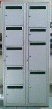 77157205 Szafa narzędziowa, 9 drzwi z dziurami (wymiary: 2000x800x400 mm)