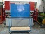 77157332 Wózek montażowy z nadbudową (wymiary: 1500x700x1000 mm)