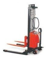 DOSTAWA GRATIS! 00568963 Wózek podnośnikowy półelektryczny (udźwig: 1000 kg, min./max. wysokość wideł: 70/3000 mm)
