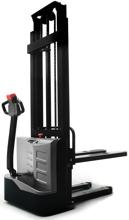 DOSTAWA GRATIS! 31025541 Wózek paletowy podnośnikowy elektryczny (wysokość podnoszenia: 3300mm, udźwig: 1000 kg)