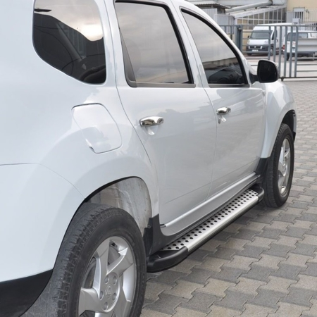 01655995 Stopnie boczne - Dacia Duster (długość: 171 cm)