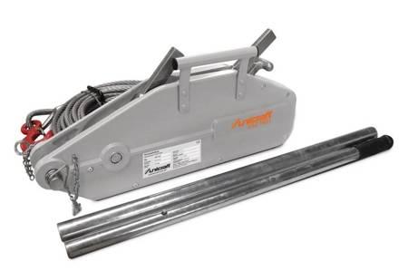 44340198 Uniwersalna wciągarka linowa Unicraft USZ 1600 (udźwig: 1600 kg)
