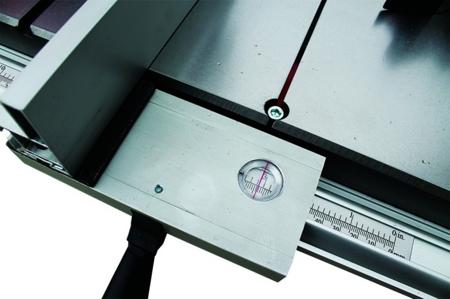44349942 Piła taśmowa Holzmann HBS 470PROFI 400V (wymiary obrabianego przedmiotu: 465/290 mm, wymiary blatu: 535x485 mm)