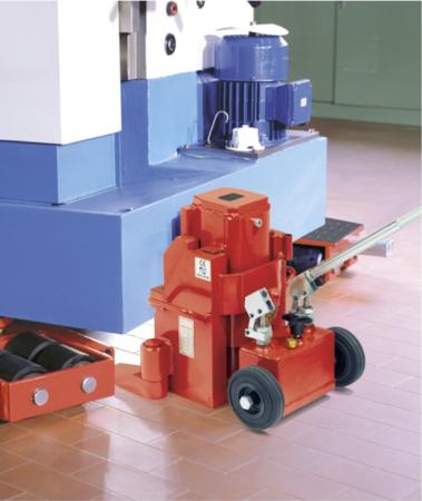 49930340 Podnośnik hydrauliczny V20 (nośność: 20T)