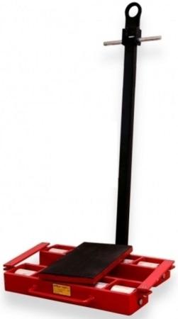 DOSTAWA GRATIS! 0301638 Rolka transportowa z dyszlem (nośność: 6 T)