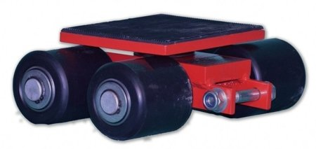 DOSTAWA GRATIS! 03061587 Rolka transportowa z dyszlem (nośność: 3 T)