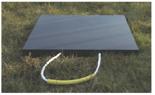 33922674 Podkład gumowy kwadratowy pod stopy stabilizatorów dźwigów GP 40-50 (wytrzymałość: 40 T, wymiary: 1000x1000x50 mm)