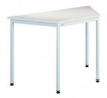 99551893 Stół biurowy trapezowy, wersja: lux (wymiary: 740x1600x800 mm)