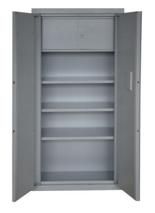99552590 Szafa - wzmocniona, 3 półki, 1 skarbczyk, 2 drzwi (wymiary: 1900x940x450 mm)