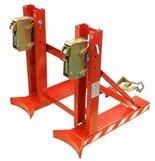 99724858 Uchwyt do beczek podwójny na wózek widłowy GermanTech (udźwig: 760 kg)