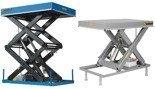 DOSTAWA GRATIS! 01843675 Podnośnik, podest nożycowy (udźwig: 500 kg, wymiary platformy: 1350x1000 mm, , wysokość podnoszenia min/max: 450-2050 mm, moc: 2,3kW)