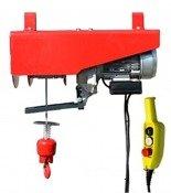 DOSTAWA GRATIS! 08126406 Wciągarka elektryczna linowa budowlana (udźwig: 300 kg)
