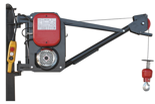 DOSTAWA GRATIS! 08126409 Wciągarka elektryczna linowa budowlana (udźwig: 300kg)