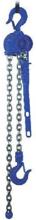 DOSTAWA GRATIS! 2202550 Wciągnik dźwigniowy, rukcug z łańcuchem ogniwowym RZC/0.8t (wysokość podnoszenia: 2,5m, udźwig: 0,8 T)
