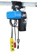 DOSTAWA GRATIS! 28867289 Wciągnik elektryczny łańcuchowy (udźwig: 1000 kg, wysokość podnoszenia: 3m)