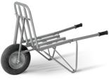 DOSTAWA GRATIS! 39955455 Wózek taczkowy (platforma: 460x440mm)