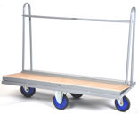DOSTAWA GRATIS! 39955523 Wózek do transportu arkuszy (udźwig: 500 kg)