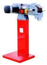 DOSTAWA GRATIS! 44350100 Szlifierka taśmowa do metalu Holzmann 230V (wymiary taśmy: 1220x100 mm, prędkość taśmy: 19 m/min, moc: 2,1 kW)