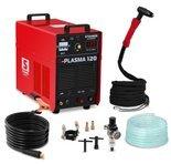 DOSTAWA GRATIS! 45643382 Przecinarka plazmowa Stamos 400V, 3-Fazowe (prąd cięcia regulowany: 20-120A. grubość /szerokość cięcia: 32 /1,4mm)