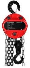 DOSTAWA GRATIS! 45674823 Wciągarka łańcuchowa Steinberg Systems (udźwig: 2000 kg, długość łańcucha: 3m)