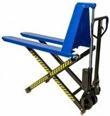 DOSTAWA GRATIS! 62666832 Wózek paletowy nożycowy ręczny (udźwig: 1500kg, zakres podnoszenia: 90-800mm)