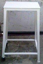 DOSTAWA GRATIS! 77156982 Stół pod przecinarkę, szlifierkę (wymiary: 500x400x1000 mm)