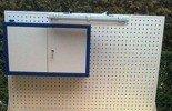 DOSTAWA GRATIS! 77157005 Nadbudowa wysoka z oświetleniem i szafką (wymiary: 1500x970 mm)