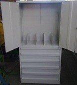 DOSTAWA GRATIS! 77157234 Szafa narzędziowa, 5 szuflad (wymiary: 2000x800x500 mm)