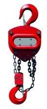 DOSTAWA GRATIS! 9588151 Wciągnik łańcuchowy stacjonarny (udźwig: 3,2 T, wysokość podnoszenia: 3m)