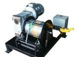 Elektryczna wciągarka linowa 800mb (siła uciągu: 450/900 kg, moc: 3kW 400V) 28876986