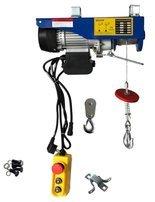 HUBER Wyciągarka linowa Husar (uźwig: 400/800 kg, maks, wysokosć podnoszenia: 18m / 5m, moc: 1800 W) 51977440