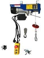 HUBER Wyciągarka linowa Husar (uźwig: 500/990 kg, maks, wysokosć podnoszenia: 18m / 9m, moc: 2000 W) 51977441