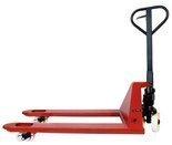 LIFERAIDA Wózek paletowy ręczny, koła/rolki: Nylon, Nylon (udźwig: 2500 kg, długość wideł: 800 mm) 03078870