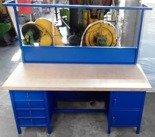 Stół ciężki (wymiary: 2000x800x900/2000 mm) 77170679