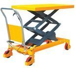 Stół podnośny nożycowy (udźwig: 500 kg, wymiary platformy: 905х500х50 mm, wysokość podnoszenia: 1500 mm) 85078871