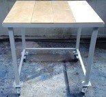 Stół warsztatowy na kółkach (wymiary: 900x900x900 mm) 77156939