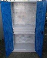Szafa narzędziowa, 2 szuflady, 1 półka (wymiary: 2000x1200x500 mm) 77157232