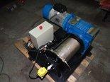 Treton Elektryczna wciągarka linowa 40mb (siła uciągu: 1100 kg, moc: 3kW 400V) 28877979