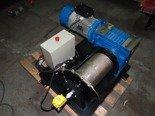 Tretos 28870066 Elektryczna wciągarka z liną o średnicy 10mm (długość liny: 30m, siła uciągu: 1100/1300 kg, moc: 4kW 400V)