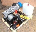 Tretos 28872821 Elektryczna wciągarka linowa (siła uciągu: 500 kg, długość liny: 50m, moc: 2,2kW 230V)